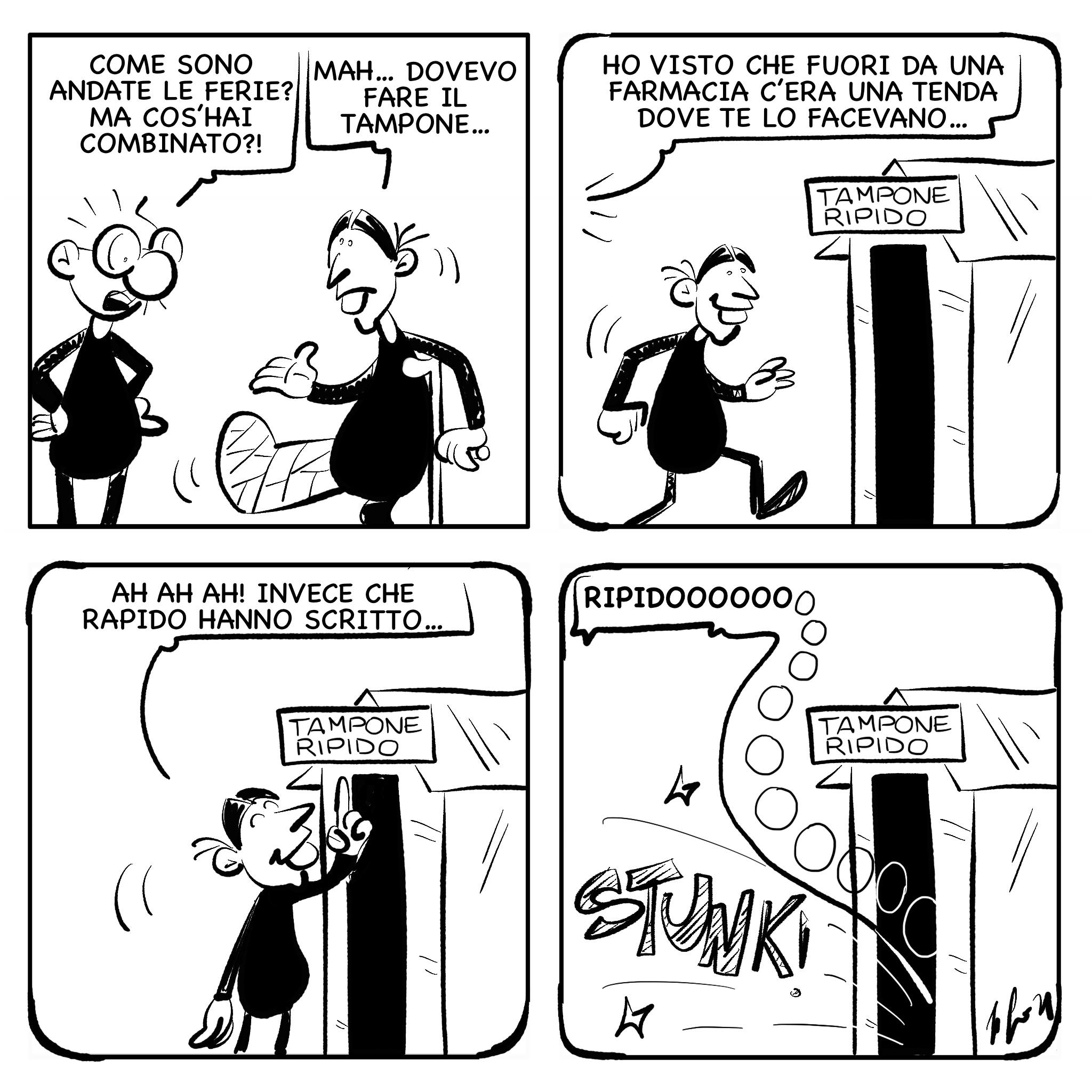 """La vignetta del giorno, 2 settembre 2021: """"Errori?"""""""