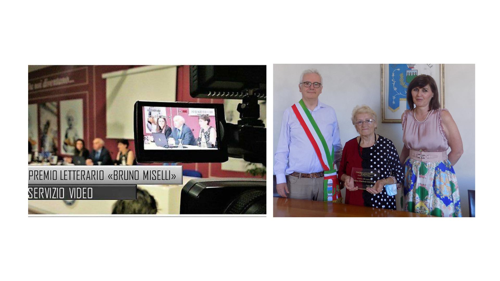 """2 La quinta edizione del premio letterario """"Bruno Miselli"""""""