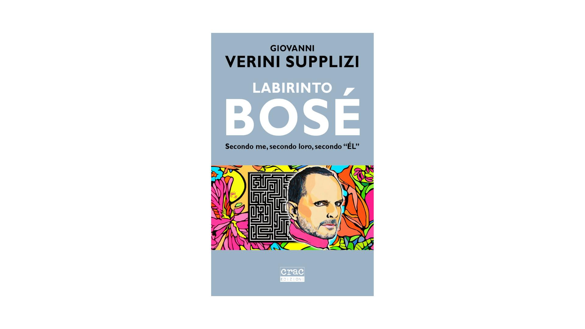 """Giovanni Verini Supplizi, """"Labirinto Bosè"""""""