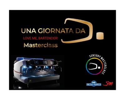 """La San Marco, Una giornata da… """"D."""" per la nuova macchina da caffè"""