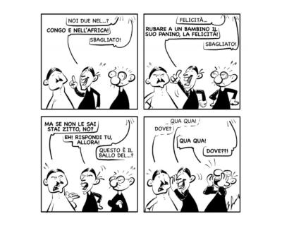 """La vignetta del giorno, 23 settembre 2021: """"Quizzzz…"""""""