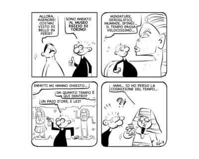 """La vignetta del giorno, 3 settembre 2021: """"E intanto il tempo passa…"""""""