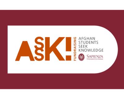 Sapienza Università di Roma, AssK – Afghan Students Seek Knowledge