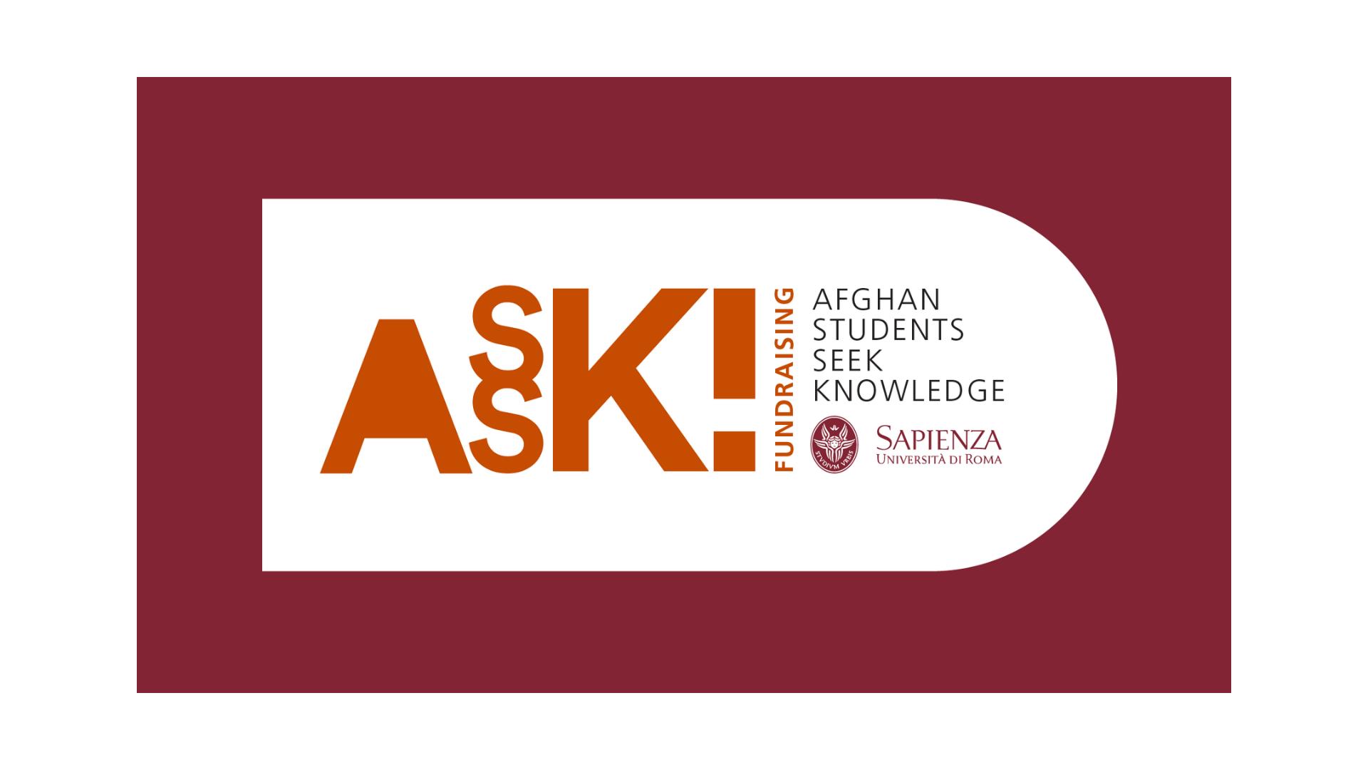 Sapienza Università di Roma, AssK - Afghan Students Seek Knowledge