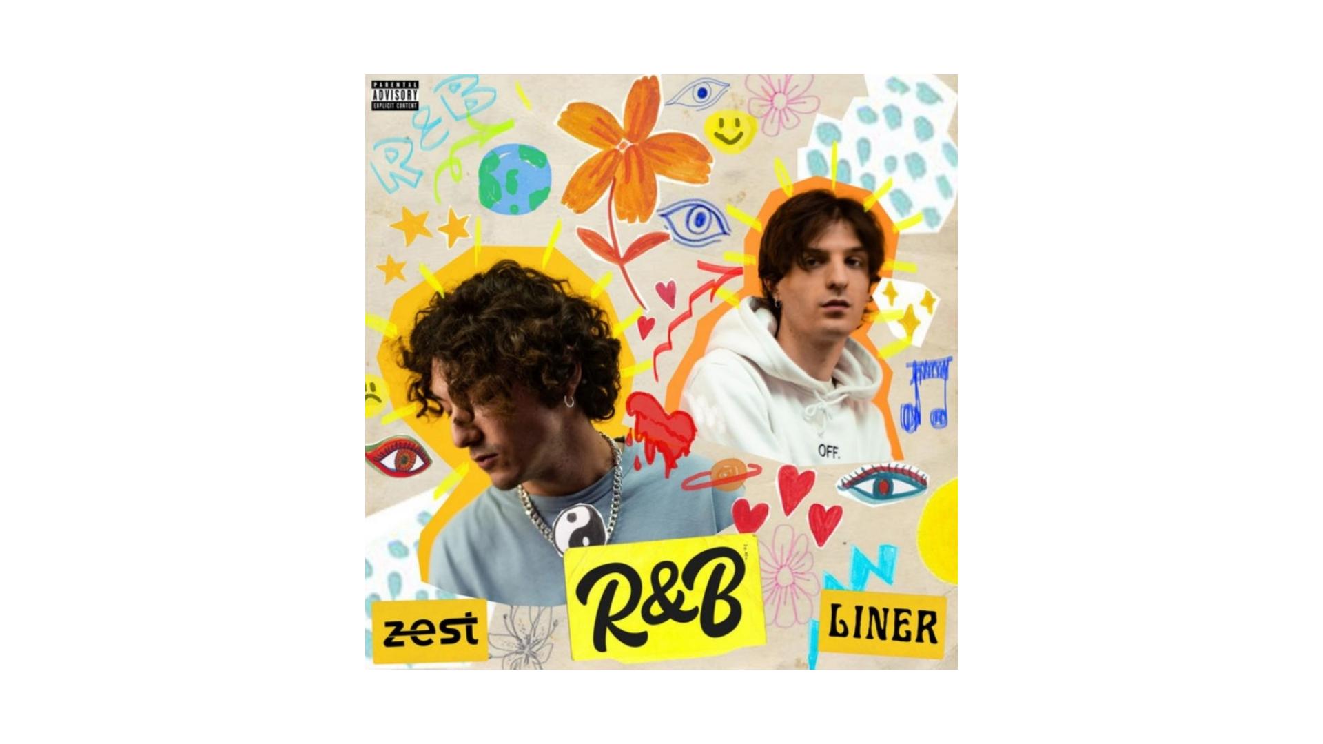 """Zest feat. Liner, """"R&B"""""""