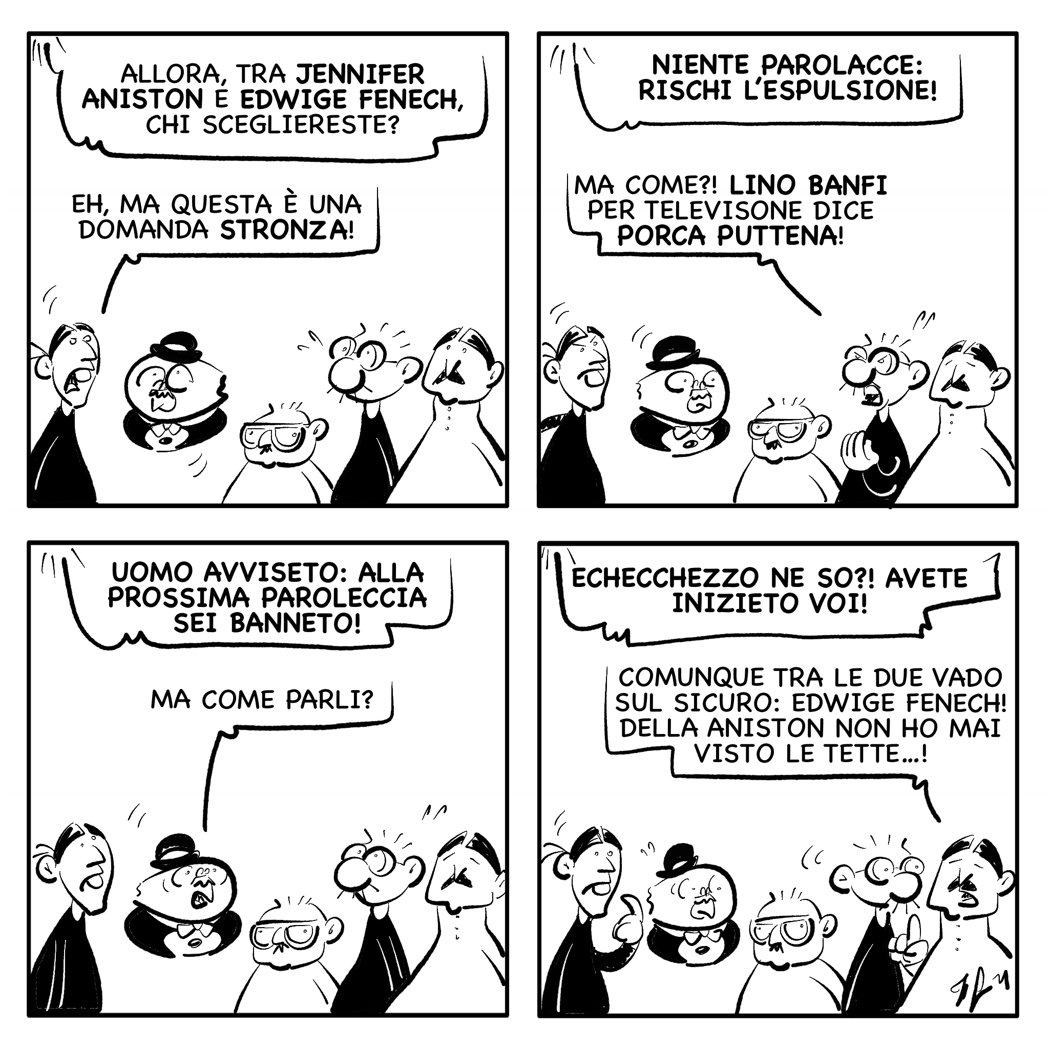 """La vignetta del giorno, 20 settembre 2021: """"Son raghezzi…"""""""