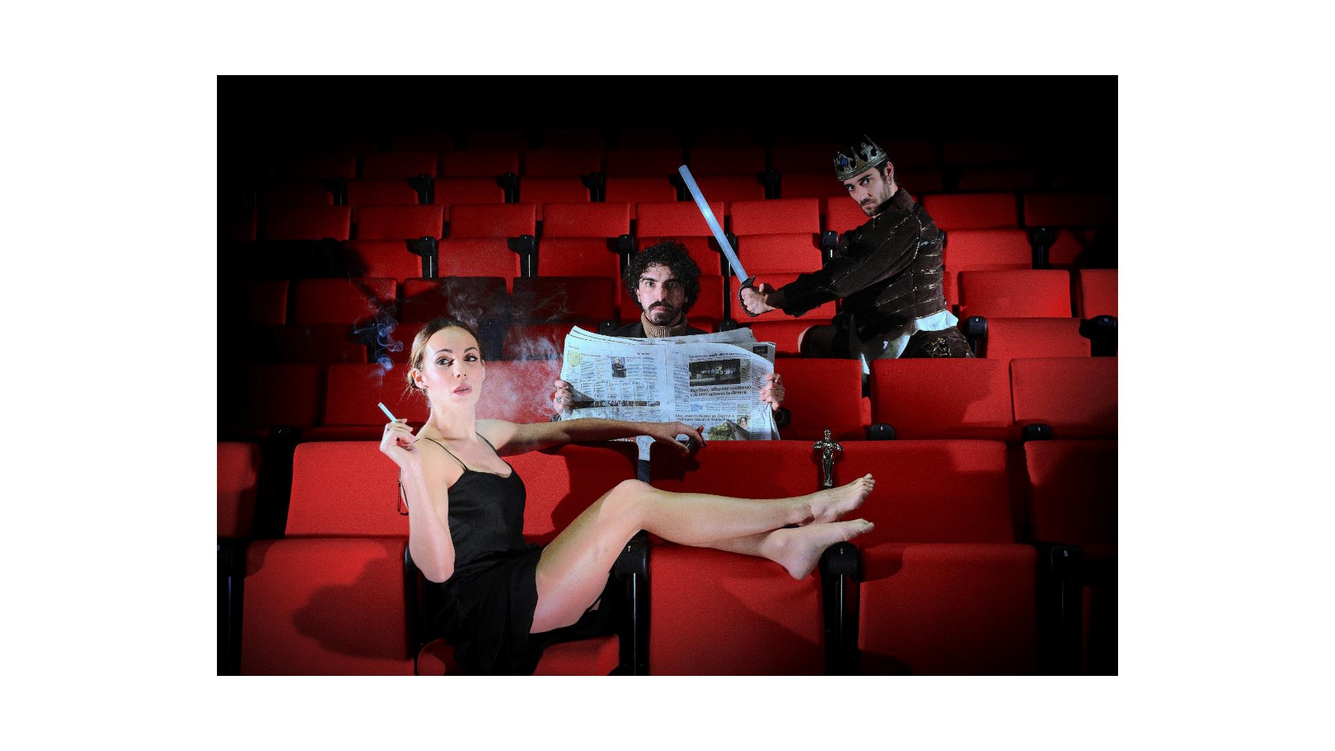 """Al Teatro Lo Spazio, """"Il Rimpiazzo"""""""
