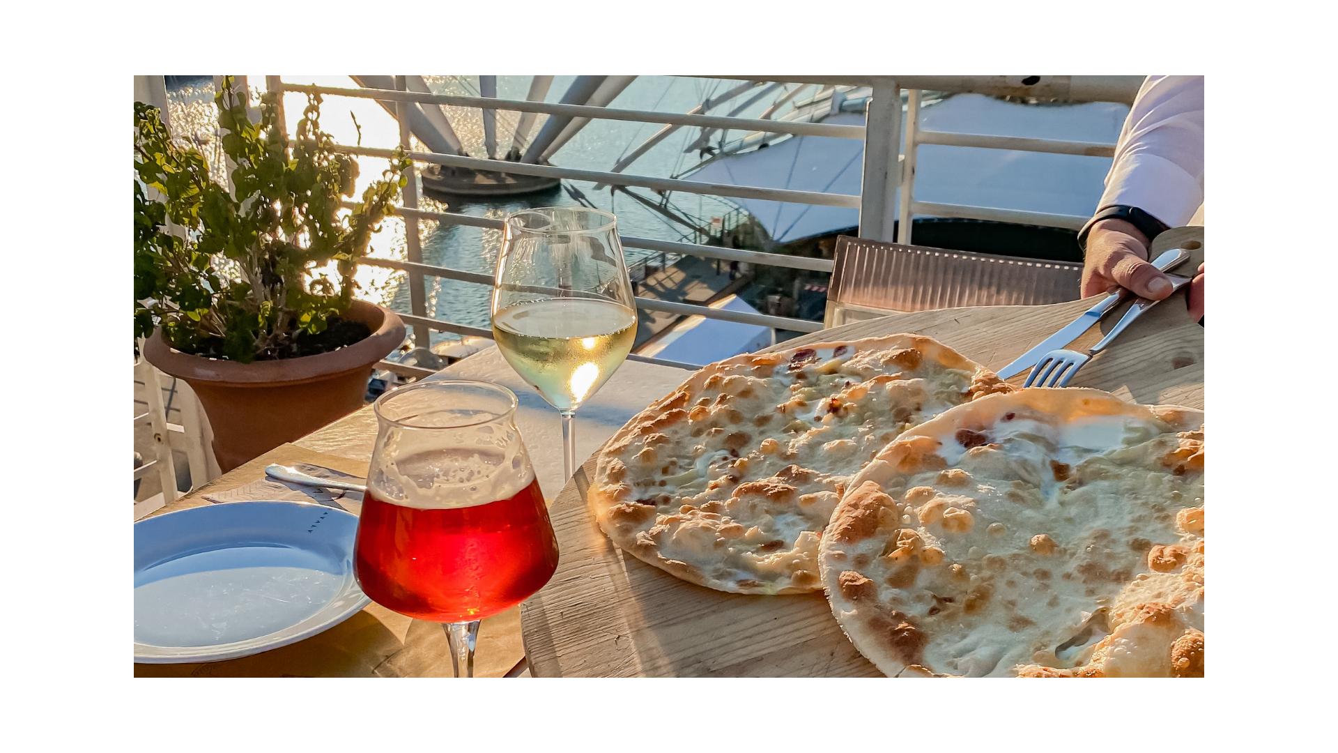 La Focaccia col formaggio arriva a Eataly Genova