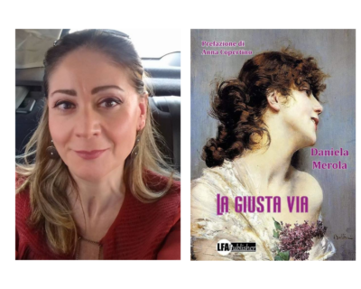 """Alla Biblioteca Popolare Borgo di Capodimonte """"La giusta via"""" di Daniela Merola"""