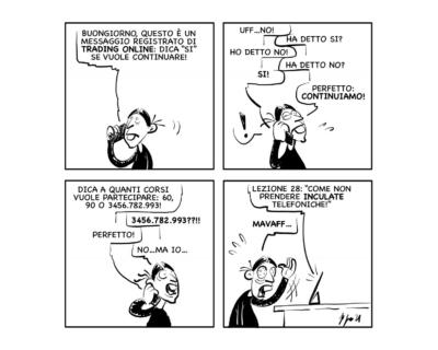 """La vignetta del giorno, 14 ottobre 2021: """"Ocio…!"""""""