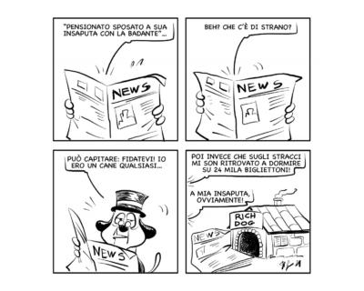 """La vignetta del giorno, 25 ottobre 2021: """"Sorprese"""""""